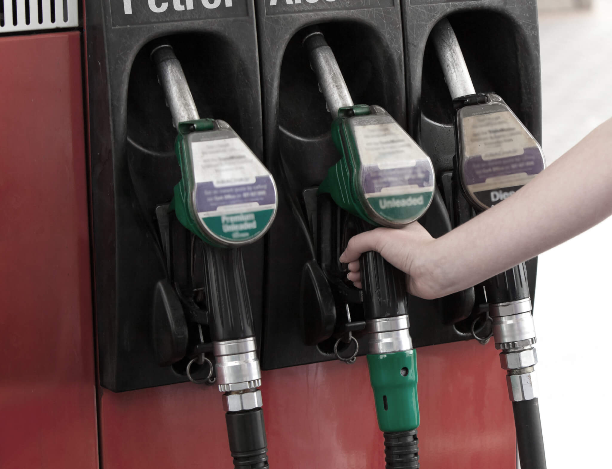 Petrol forecourt store alcohol licence application