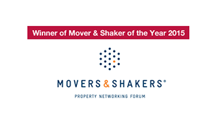 Karen Cooksley wins 'Mover & Shaker of the Year 2015'