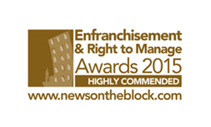 Mark Vinall runner up for 'Solicitor of the Year' at Enfranchisement and Right to Manage Awards 2015