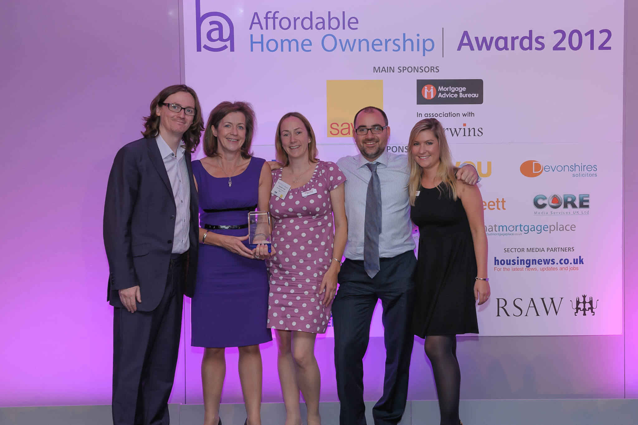 Winckworth Sherwood named 'Best Supplier' to social housing sector