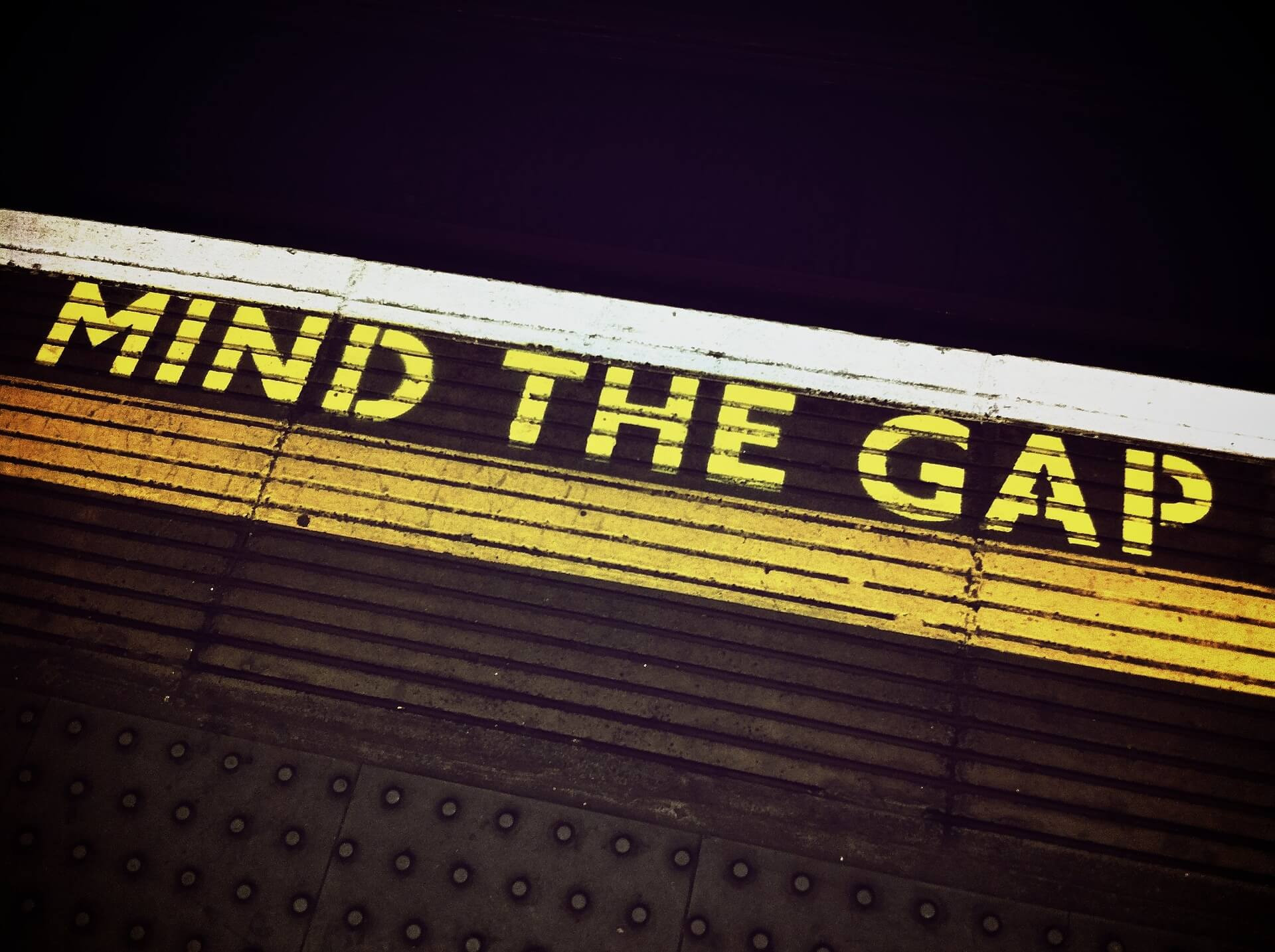 Mind the Gap?