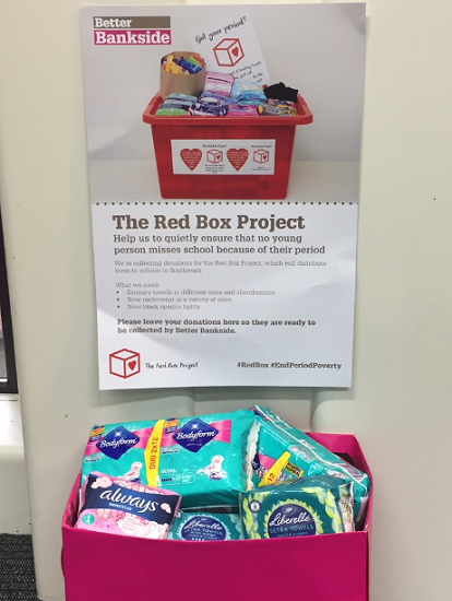 The Red Box Project