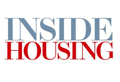 Mary Walsh and Liam Hale feature in Inside Housing.