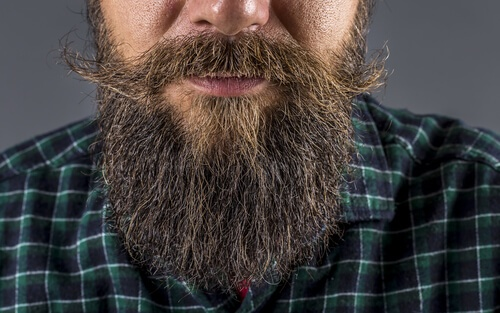 'No beards' dress code requirement was unlawful