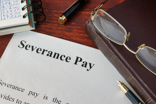 Can it be a reasonable adjustment for employer to give an undertaking that it will pay a severance package?