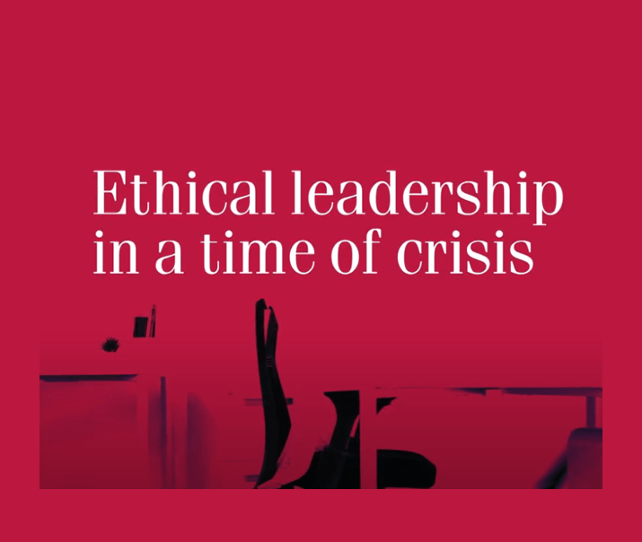 Our Ethical Leadership Report featured in various publications