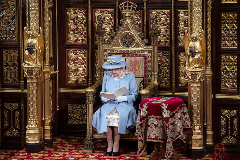 The Queen's Speech – Infrastructure, Planning and the Environment