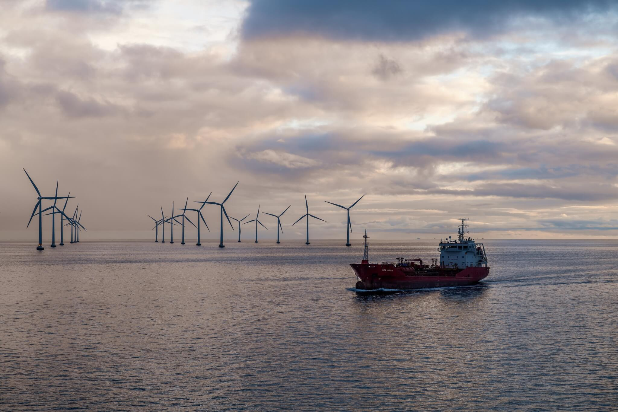 Decarbonising Marine Transport: A Better, Greener Britain